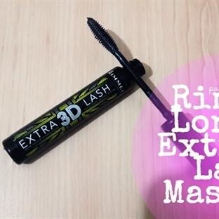 Rimmel London Extra 3D Lash Maskara