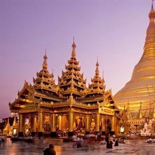 Saklı Cennetlerde Bugün: Myanmar