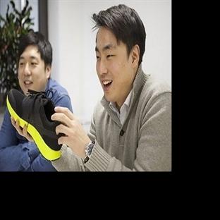Samsung'tan Şimdide Akıllı Ayakkabı Geliyor