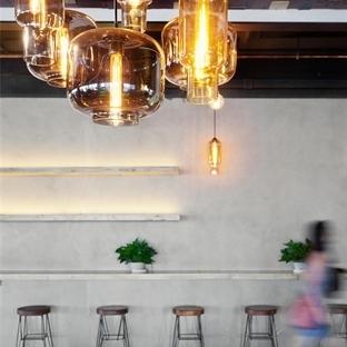 Şangay'da LEO Digital Network Ofis Aydınlatma