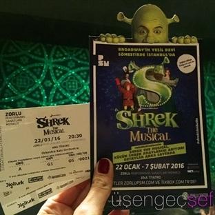 Shrek, Eşek ve Fiona Çok Uzak Diyarlardan Geldi