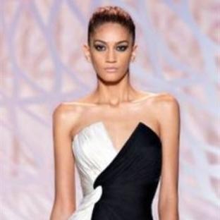 Siyah Abiye Elbise Modelleri 2016