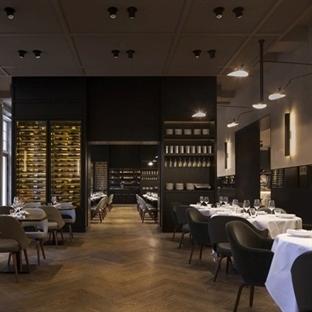 Studio Linse'den Amsterdam'da Rijks® Restaurant