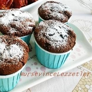 Sulu Muffin Kek Tarifi