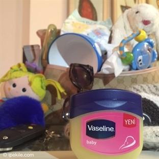 Tavsiye Vaseline Baby Nemlendirici Jel ile Pişiksi