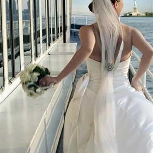Teknede Düğün Keyfi