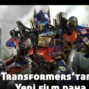 Transformers'a 3 Yeni Film Daha Çekilecek