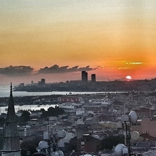 Tutkulu Şehir İstanbul