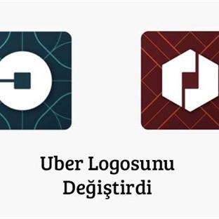 Uber Logosunu ve Sloganını Değiştirdi