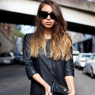 Uzun Kollu Kısa Elbise Modelleri