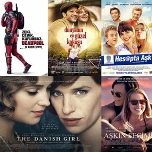 Vizyona Giren Filmler : 12 Şubat