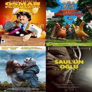 Vizyona Giren Filmler : 19 Şubat