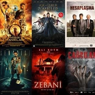 Vizyona Giren Filmler : 26 Şubat