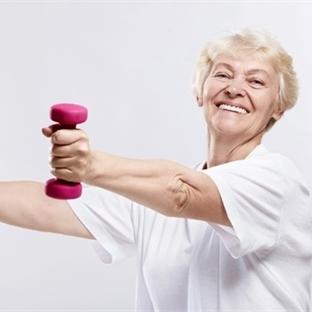 Yaşlılıkta Sağlık İçin Egzersiz Şart