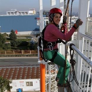 Yüksekte Çalışma İş Güvenliğini Denedim