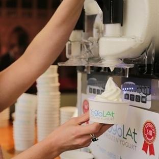 Yüzde Yüz Yerli Üretim 'Yogolat Frozen Yogurt'