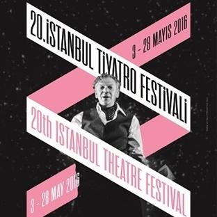 20. İstanbul Tiyatro Festivali'nin Programı