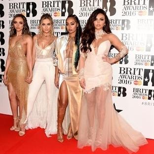 2016 Brit Ödülleri Sahiplerini Buldu