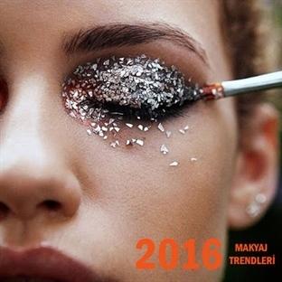 2016 Makyaj Trendleri
