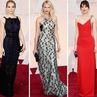 2016 Oscar Töreni: Kırmızı Halının En Şık İsimleri