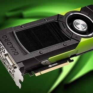 24 GB'lık Canavar NVIDIA Quadro M6000 Tanıtıldı!