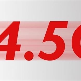 4.5G Fiyatları Belli Oldu!