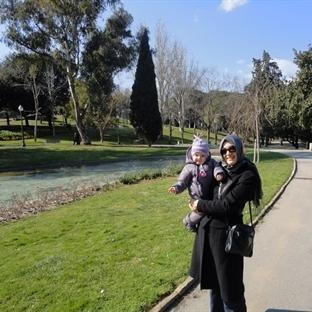 9 Aylık Bebeğimle Gittiğim Barcelona Turu İzleniml
