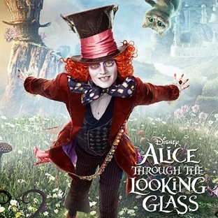 """Alice Through The Looking Glass""tan yeni trailer!"