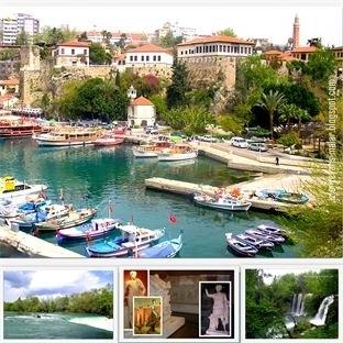 Antalya'dan İzler ve Yansımalar