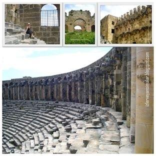 Aspendos Antik Tiyatrosundan İzler ve Yansımalar