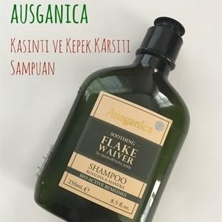 Ausganica - Kepek ve Kaşıntı Karşıtı Şampuan