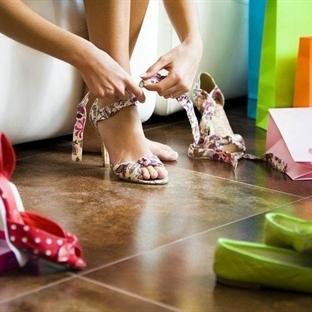 Ayakkabı alırken bunlara dikkat!