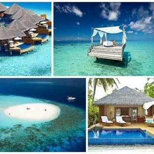 Balayı Oteli Tavsiyesi: Baros Maldives