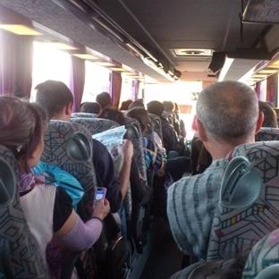 Balkanlarda Otobüsle Seyahat