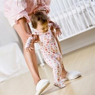 Bebeğim Ne Zaman Yürümeye Başlayacak?