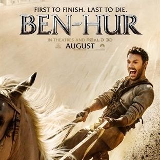 """Ben-Hur""dan official trailer ve afiş!"