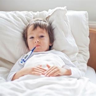 Benim Çocuğum Neden Kış Boyunca Sürekli Hasta Oluy