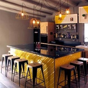 Blanco Azabache Studio'dan Gastronomi Odası