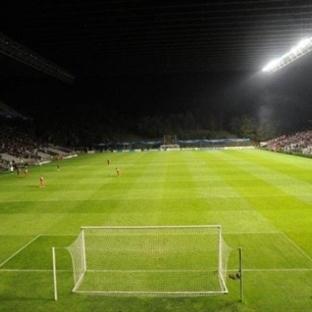 Braga'nın garip stadı Estadio Municipal