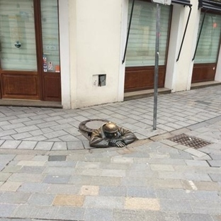 Bratislava Gezi Notları