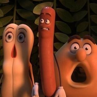 """Büyüklere Yönelik Animasyon """"Sausage Party""""!"""