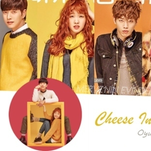 Cheese In The Trap Kore dizisi