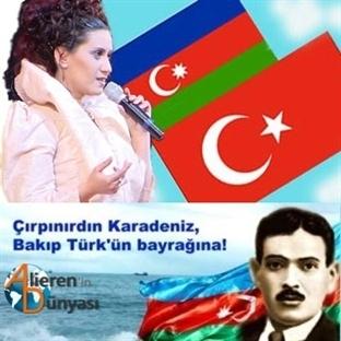 Çırpınırdı Karadeniz, Bakıp Türkün Bayrağına