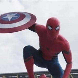 Civil War'ın Fragmanında Örümcek Adam Göründü