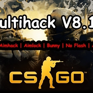Counter Strike Global Offensive Multihack V8.13
