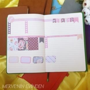 DIY | Ajanda planlaması