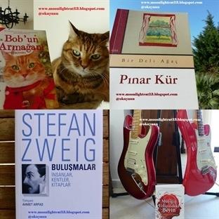 Dört Dörtlük Kitaplarım:))