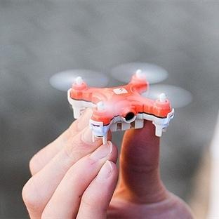 Dünyanın en küçük drone SKEYE Nano