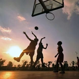 Ergenler ve basketbol