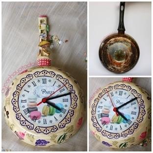Eski Tavadan Saat Yapalım